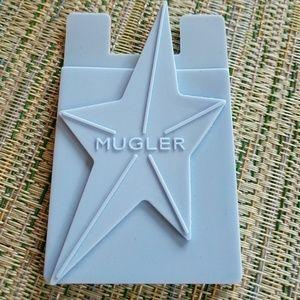 Theirry Mugler Angel Phone Case Card Holder